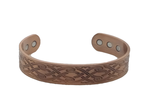 Men's  Bangles: Copper