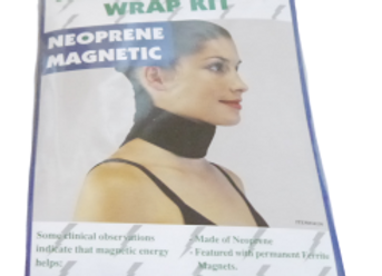 Magnetic Body Wraps: Neck/Shoulder Strap