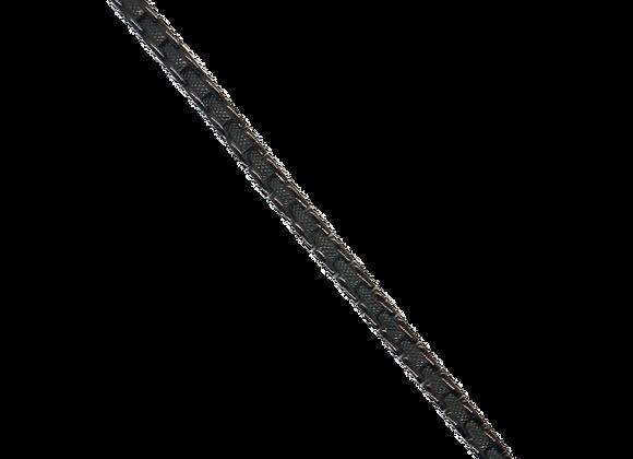 Ladies Titanium Bracelets: Black