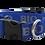 Thumbnail: Magnetic Dog Collar: Blue (Large)