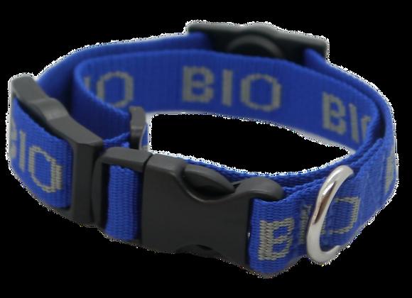 Magnetic Dog Collar: Blue (Large)