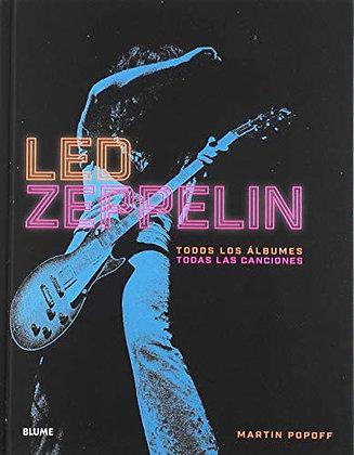 Led Zepelin. Todos los álbumes