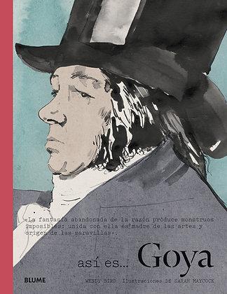 Así es...Goya
