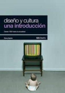 Diseño y cultura.Una introducción