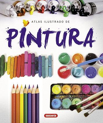 Atlas ilustrado de pintura