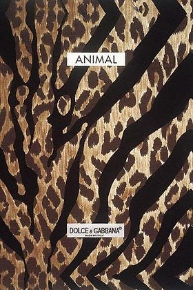 Animal. Dolce & Gabbana