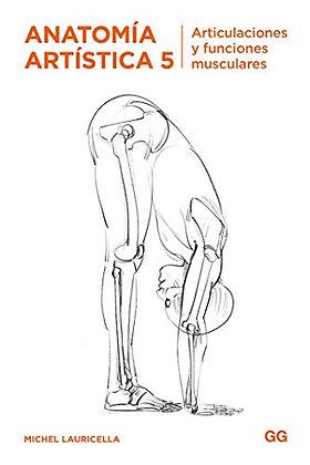 Anatomía artística 5