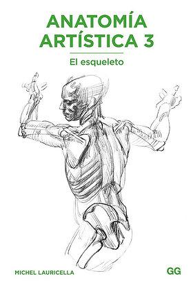 Anatomía artística 3