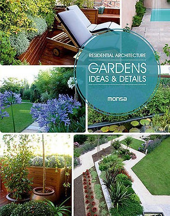 Residential architecture. Gardens, ideas and details