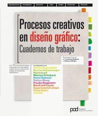 Procesos creativos en diseño gráfico