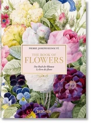 Pierre-Joseph Redouté. El libro de las flores.