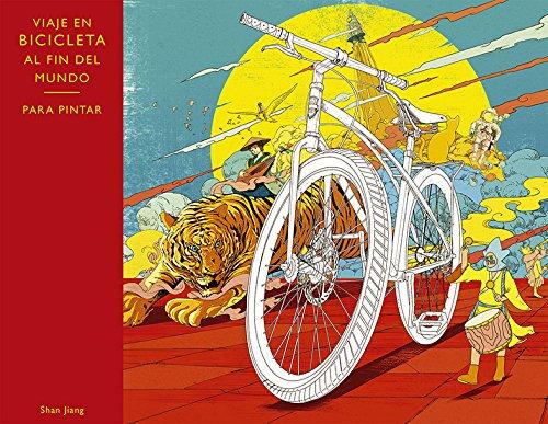 Viaje en bicicleta al fin del mundo. Para pintar
