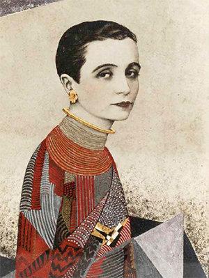 El gusto moderno.Art déco en París, 1910-1935