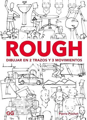Rough. Dibuja en 2 trazos y 3 movimientos