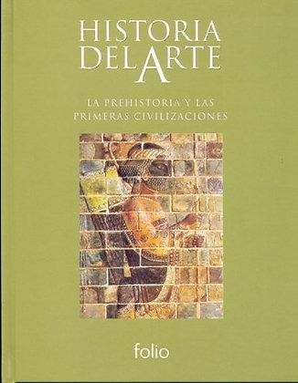 Historia del arte. La prehistoria y las primeras civilizaciones