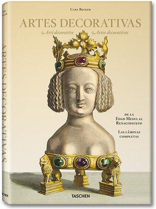 Carl Becker. Artes decorativas de la Edad Media