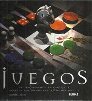 Juegos. Del Backgammon al black jack