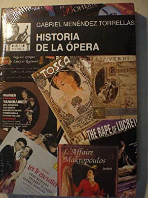La historia de la ópera