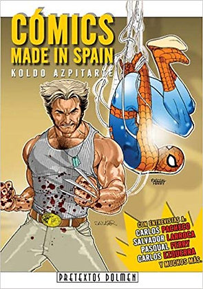 Comics made in Spain