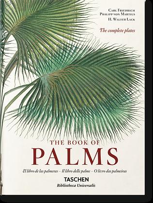 El libro de las Palmeras