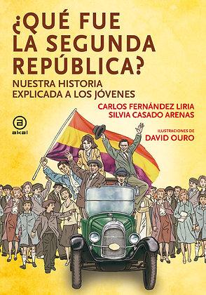 ¿Qué fue la Segunda República?. Nuestra historia explicada a los jóvenes