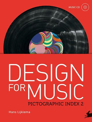 Design for music. Pictographic index 2
