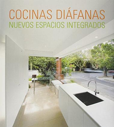 Cocinas diáfanas.Nuevos espacios integrados