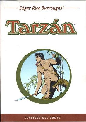 Tarzán. Clásicos del cómic
