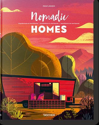 Casas nómadas. Arquitectura en movimiento