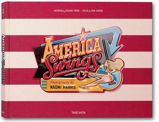 Naomi Harris. America Swings