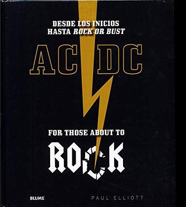 Desde los inicios hasta rock or bust