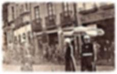 Libreria Cao en los años 50