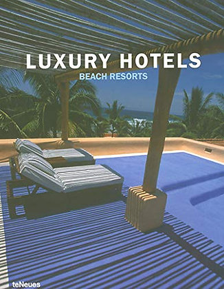Luxury hotels. Beach resort