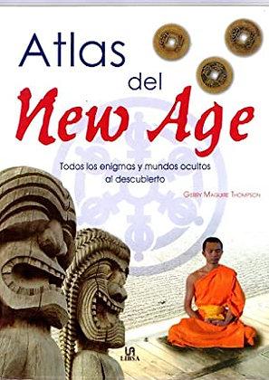Atlas del New Age. Todos los enigmas y mundos ocultos al descubierto