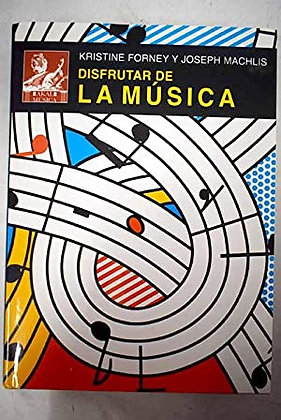 Disfrutar de la música