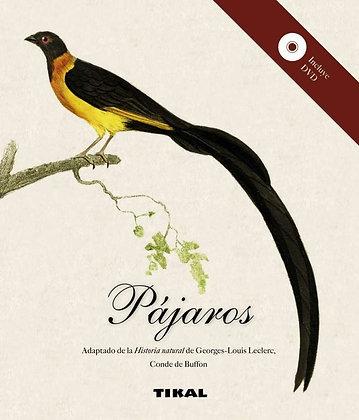 Pájaros (Incluye DVD)