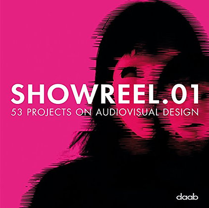 Showreel.01 35 projects on audiovisual design
