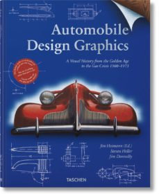 Automobile. Design Graphics. A visual History from the golden age to the gas cri