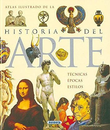 Atlas ilustrado de la historia del Arte