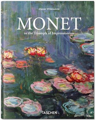 Monet o el triunfo del impresionismo