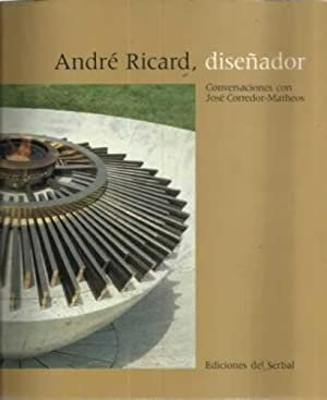André Ricard, diseñador