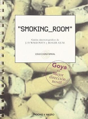 Smoking_room. Guión