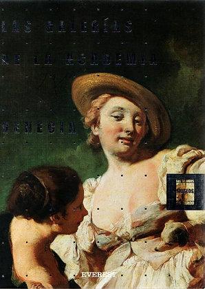 Las galerías de la academia de Venecia