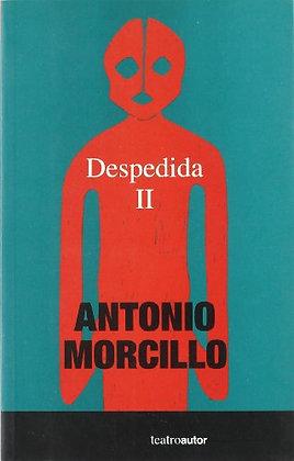 Despedida II. Antonio Morcillo