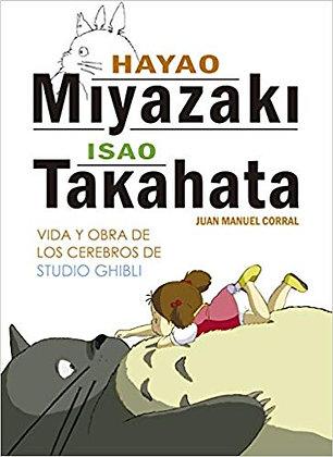 Hayao Miyazaki e Isao Takahata