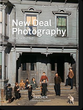 La fotografía del New Deal. USA 1935-1943