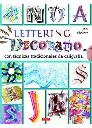 Lettering decorativo