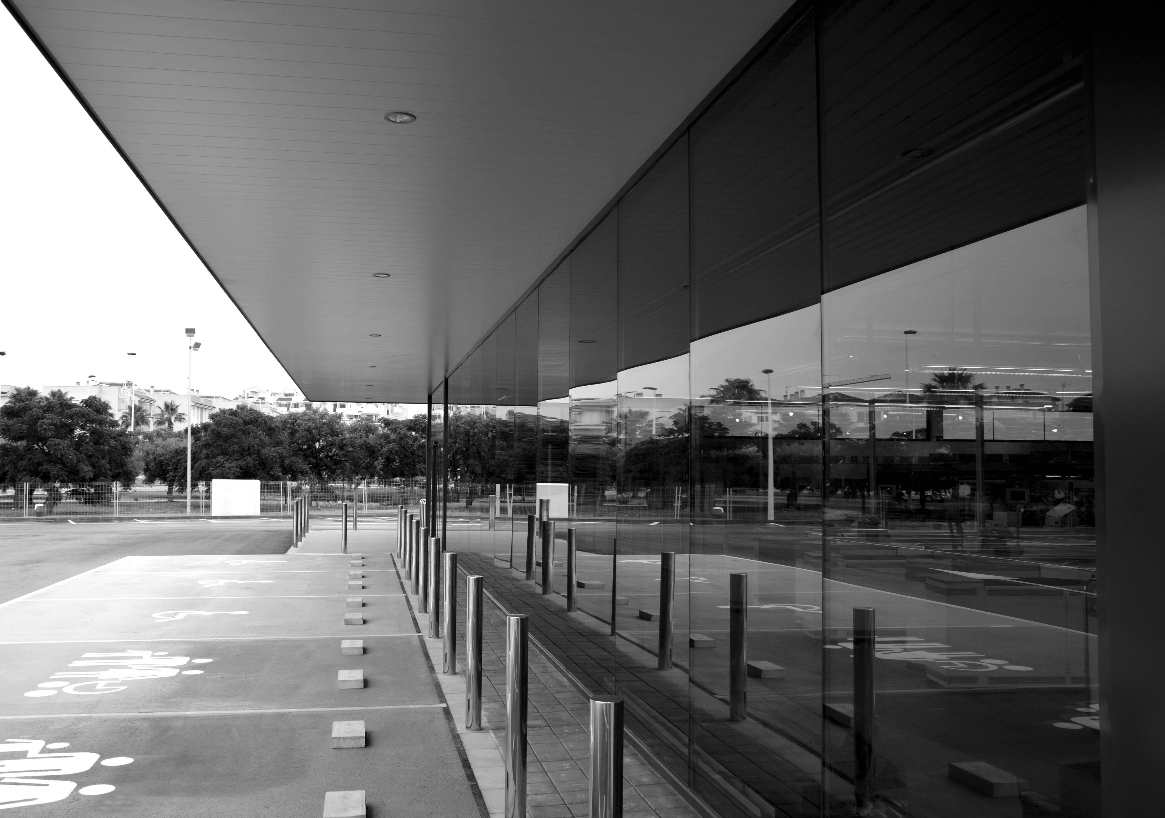 sastre&sastre arquitectura Aldi 1