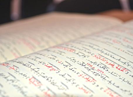 Aprender árabe.  Las curiosidades de la cultura y el idioma árabe.