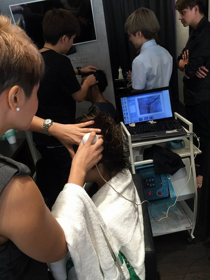 EX Style Scalp Therapy